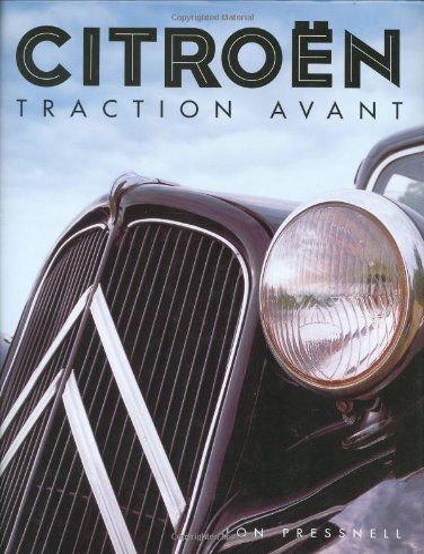 9781861266149: Citroen Traction Avant