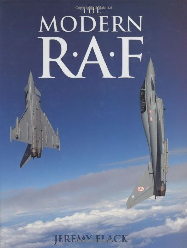 The Modern RAF (9781861266163) by Flack, Jeremy