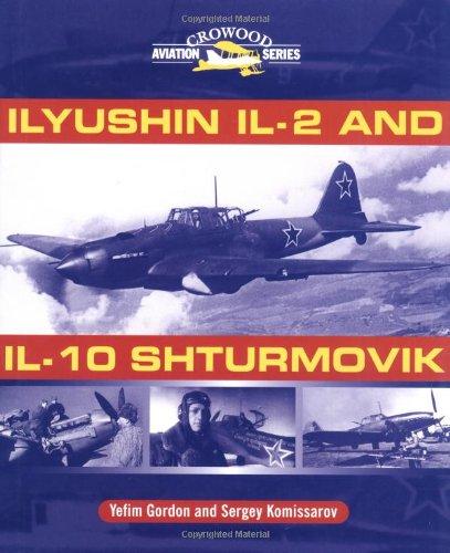 Ilyushin IL-2 And IL-10 Shturmovik: Gordon Yefim &