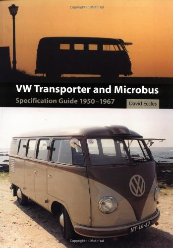 9781861266521: VW Transporter and Microbus: Specification Guide 1950-1967