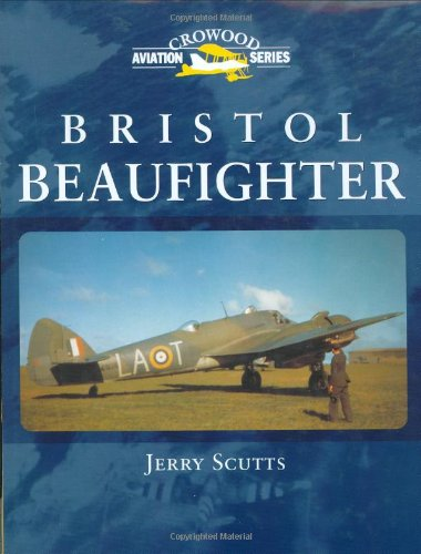 9781861266668: Bristol Beaufighter (Crowood Aviation Series)