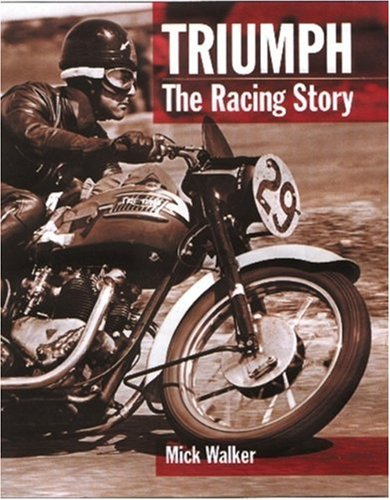 9781861266842: Triumph: The Racing Story