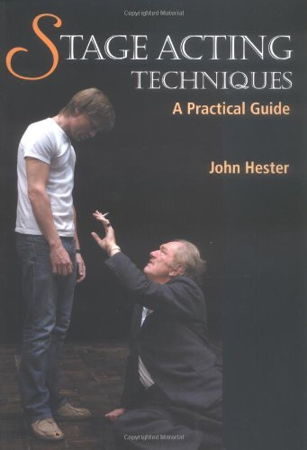 9781861266866: Stage Acting Techniques: A Practical Guide
