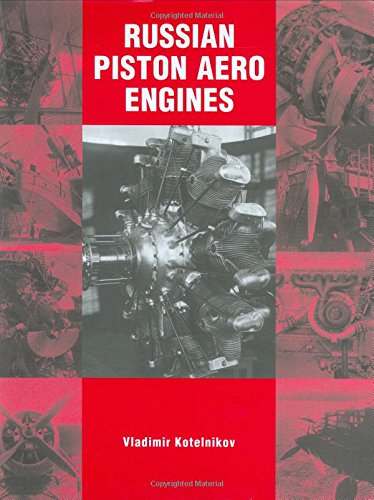 9781861267023: Russian Piston Aero Engines: The Complete Story