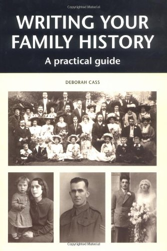 9781861267030: Writing Your Family History: A Practical Guide