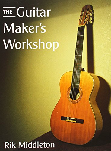 9781861267078: The Guitar Maker's Workshop