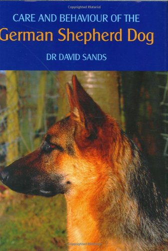 9781861267139: Care and Behaviour of the German Shepherd Dog