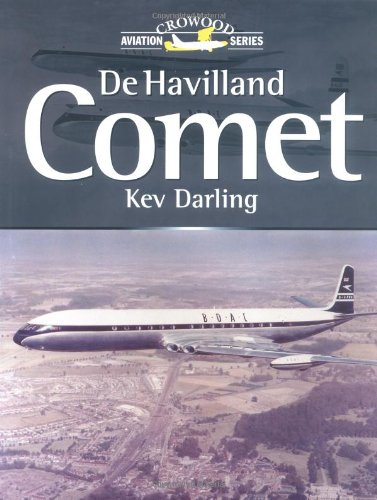 9781861267337: De Havilland Comet (Crowood Aviation Series)