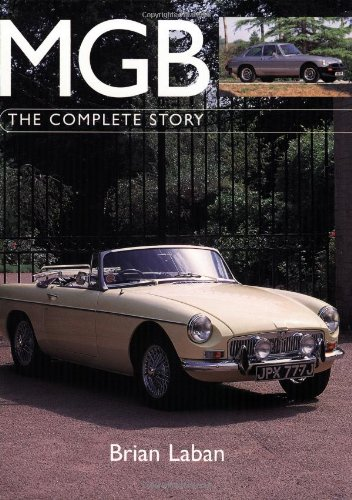 9781861267528: MGB: The Complete Story (Autoclassics)