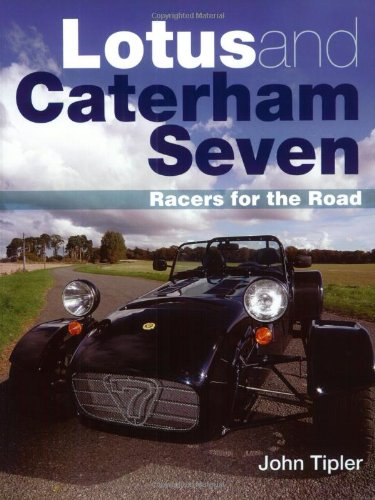 9781861267542: Lotus and Caterham Seven: Racers for the Road (Autoclassics)