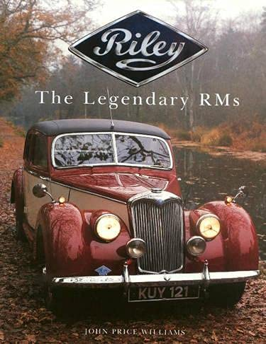 9781861267610: Riley: The Legendary RMs (AutoClassics)