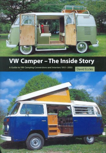 9781861267634: VW Camper - The Inside Story: A Guide to VW Camping Conversions and Interiors 1951-2005