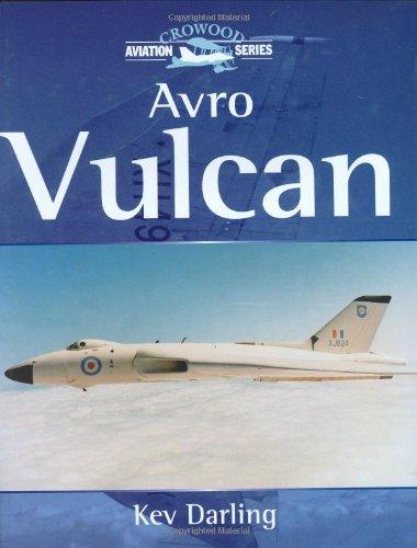 9781861267719: Avro Vulcan (Crowood Aviation)