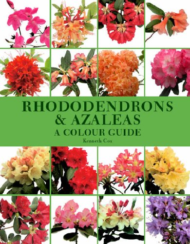 Rhododendrons & Azaleas: A Colour Guide: Cox, Kenneth