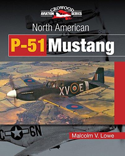 9781861268303: North American P-51 Mustang (Crowood Aviation)