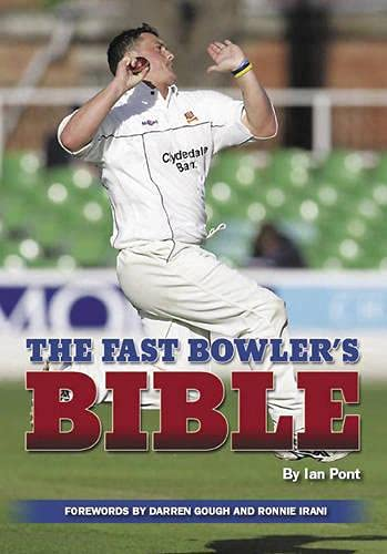 9781861268518: The Fast Bowler's Bible