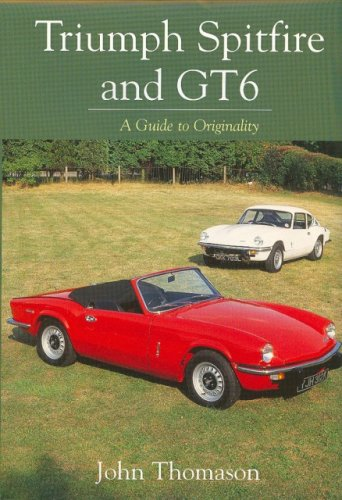 9781861268617: Triumph Spitfire and GT6: A Guide to Originality (Speed Pro)