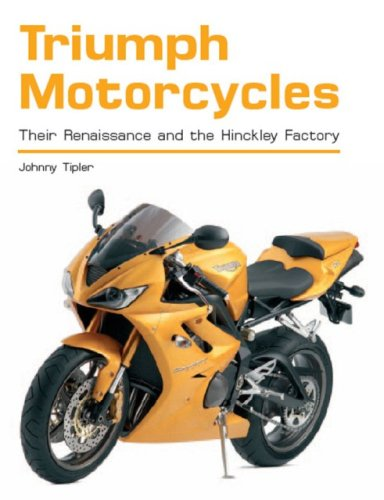 9781861268648: Triumph Motorcycles: Their Renaissance and the Hinckley Factory