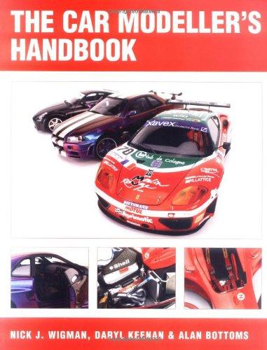 9781861268938: The Car Modeller's Handbook