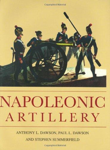 9781861269232: Napoleonic Artillery
