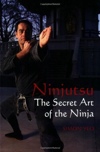 9781861269386: Ninjutsu: The Secret Art of the Ninja