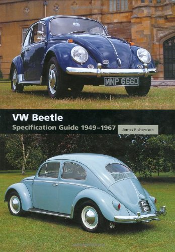 9781861269409: VW Beetle: Specification Guide 1949-1967