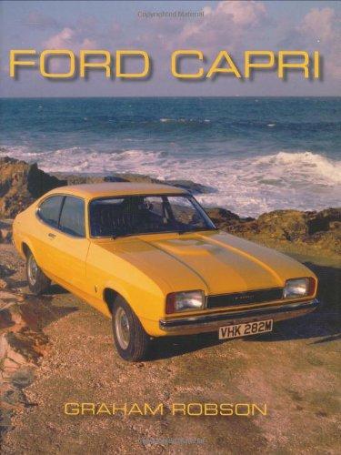 9781861269782: Ford Capri (Crowood Autoclassics)