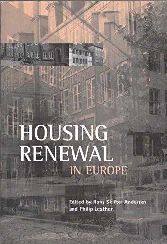 9781861341358: Housing Renewal in Europe