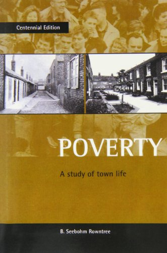 9781861342027: Poverty: A study of town life