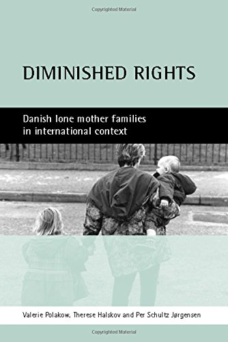 Diminished Rights : Danish Lone Mother Families in International Context: Polakow, Valerie; Halskov...