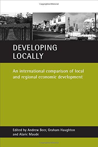9781861344854: Developing locally: An international comparison of local and regional economic development