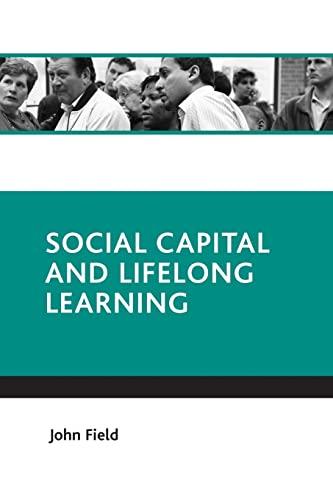 9781861346551: Social capital and lifelong learning