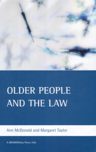 9781861347152: Older people and the law