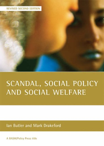 Scandal, Social Policy and Social Welfare: Mark Drakeford, Ian