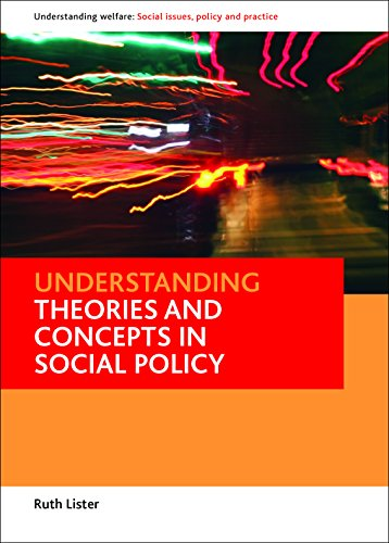Understanding Theories and Concepts in Social Policy: Ruth Lister