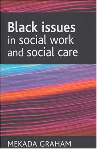 9781861348463: Black issues in social work and social care