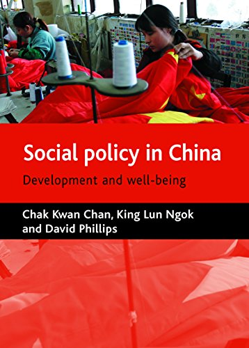9781861348807: Social Policy in China: Development and Well-being