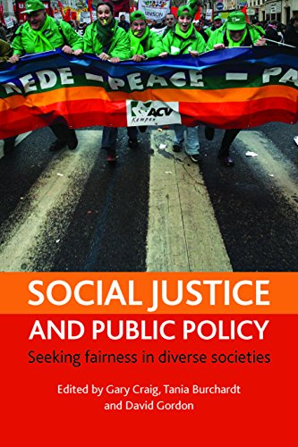 Social Justice and Public Policy: Gary Craig