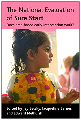 9781861349491: The National Evaluation of Sure Start: Does Area-based Early Intervention Work?