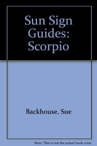9781861470393: Sun Sign Guides: Scorpio