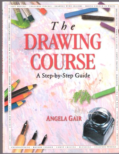 9781861470942: The Drawing Course (Step-by-Step)