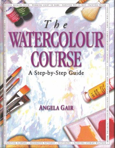 9781861470959: the watercolour course