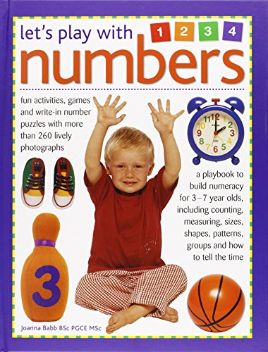 Let's Play with Numbers: Fun Activities, Games and Write-In Number Puzzles with More Than 260 ...