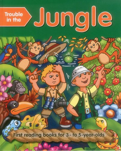 Trouble in the Jungle: Baxter, Nicola; Ball, Geoff