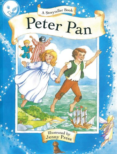 9781861473455: A Storyteller Book: Peter Pan