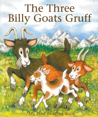 9781861473974: The Three Billy Goats Gruff (Floor Book) (My First Reading Book)