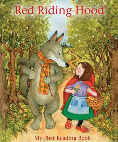 Red Riding Hood (My First Reading Book): Brown, Janet