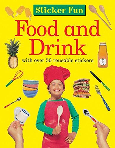 9781861474391: Sticker Fun: Food and Drink: With Over 50 Reusable Stickers