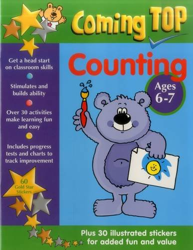 Coming Top Counting Ages 6-7: Sarah Eason (author),