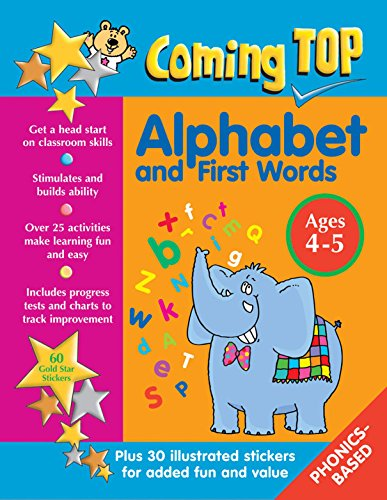 Coming Top Alphabet and First Words Ages: Louisa Somerville (author),